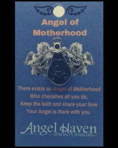 Angel of Motherhood Pin