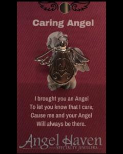 Caring Angel Pin